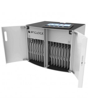 Tablets Sync Cabinets CartiPad Solo - 16 Unit Charging Cabinet