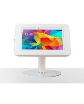Refurbished Tablets Houders Kiosque Standard White pour tablette 9,7